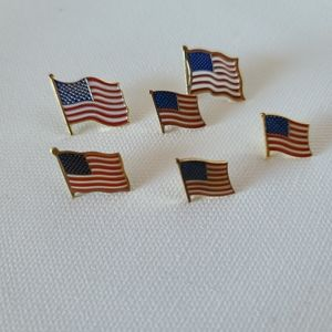 Other - U.S.A Flag pins
